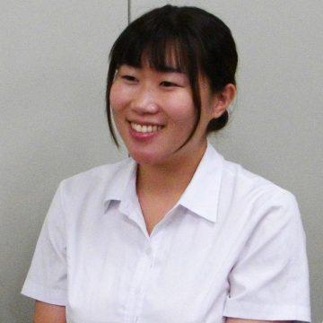 玉水 望朝さん(関西学院大学 経済学部 3回生)
