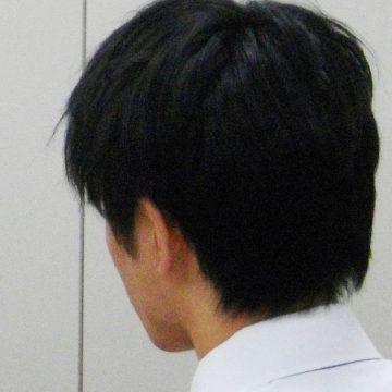 田端 洋介(仮名)さん(関西学院大学 3回生)