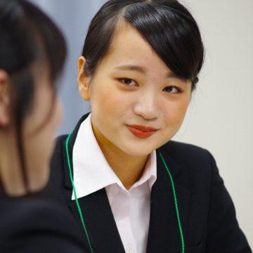 リーダー役としてメンバーの意見に耳を傾ける福田さん。真摯な姿勢に好感。