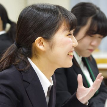 周囲を明るく巻き込む永田さん。メンバーを支える役割を自ら行動で示すのが彼女の強み。