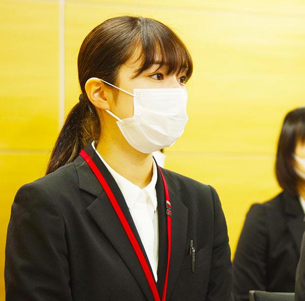 入社式♪(2020年新卒)